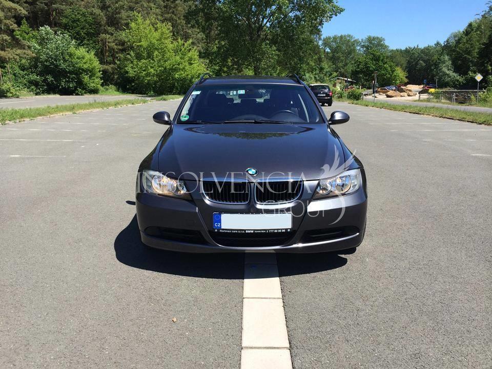 Prodej osobního automobilu BMW E91 320d (PRODÁNO)