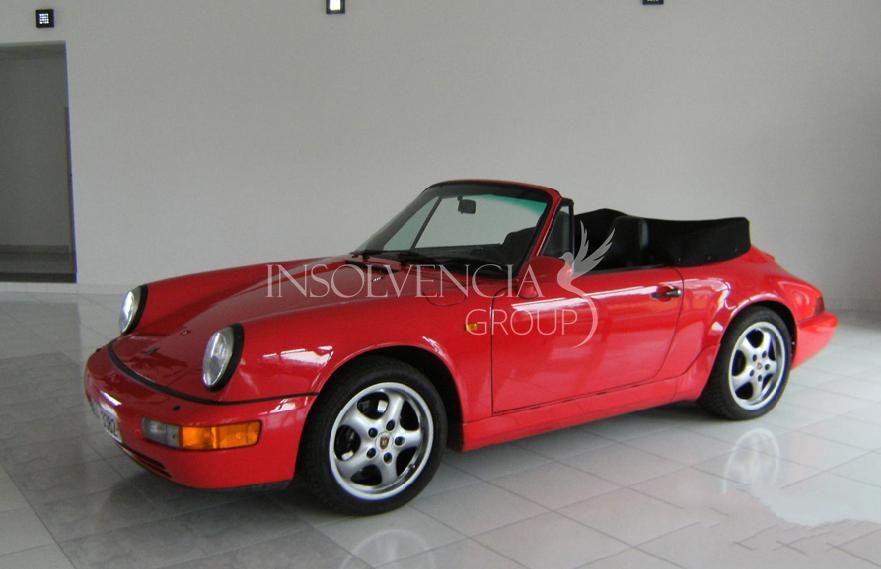 Prodej osobního automobilu Porsche 911/964 (PRODÁNO)