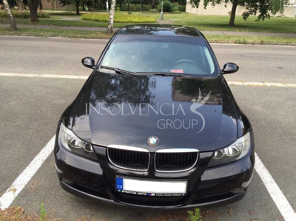 Prodej osobního automobilu BMW E90 320i (PRODÁNO)