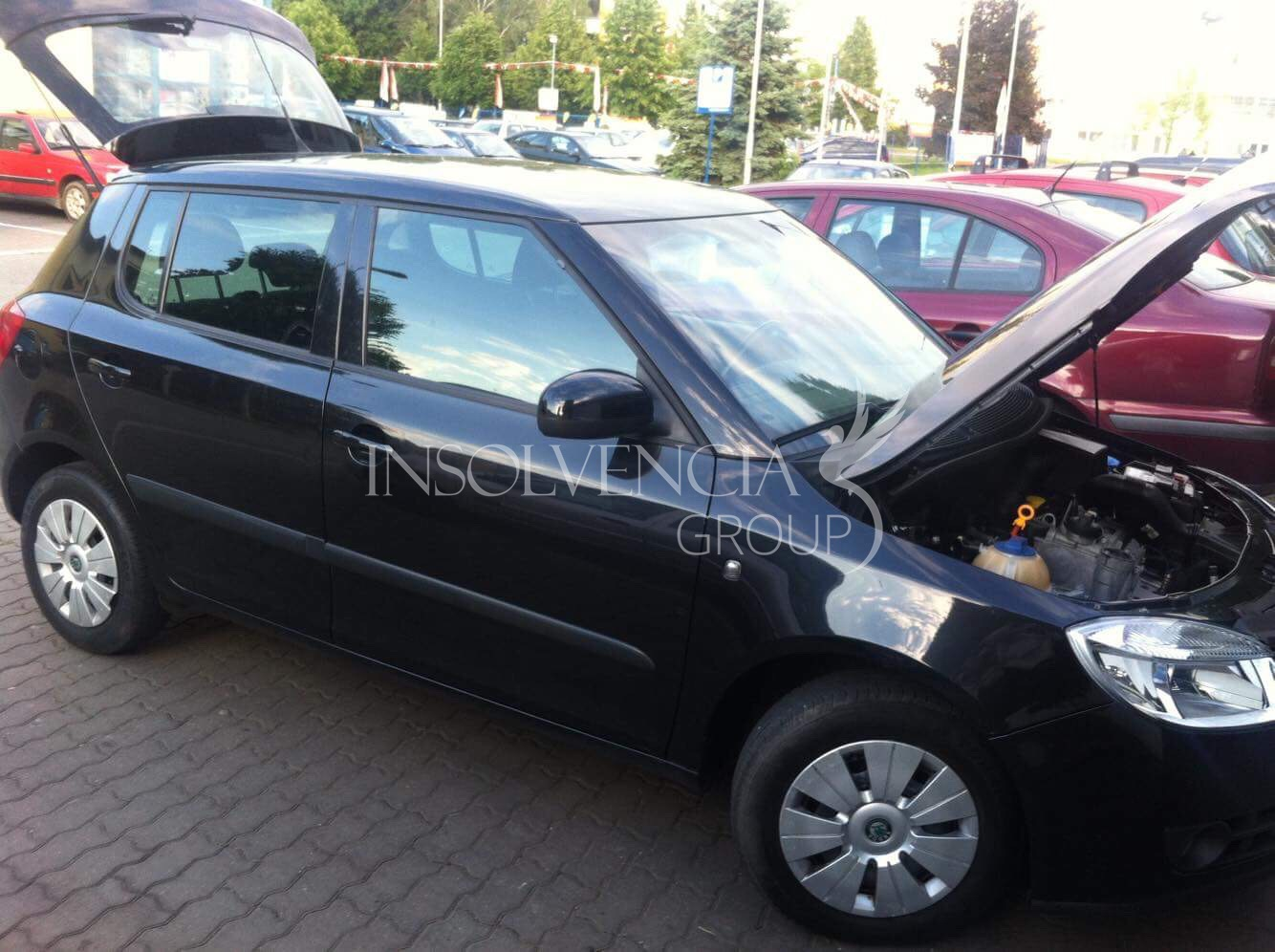 Prodej osobního automobilu Škoda Fabia II (PRODÁNO)