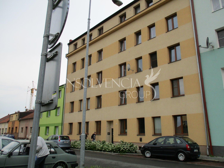 Prodej bytu 2+1, Železničního pluku, Pardubice (PRODÁNO)