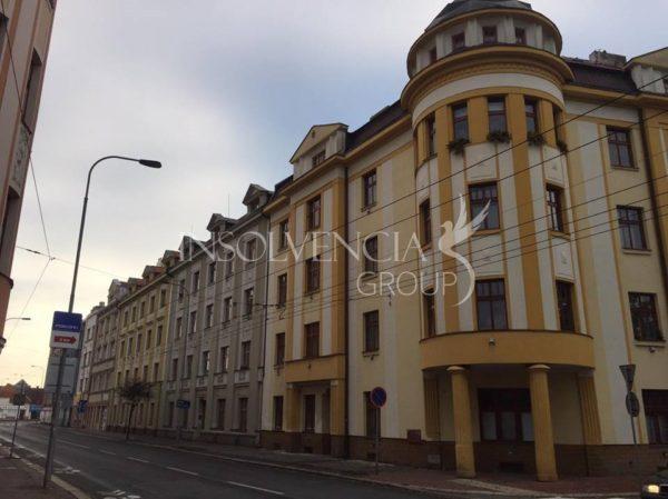 Prodej bytu 2+1, ulice Bubeníkova, Pardubice (PRODÁNO)