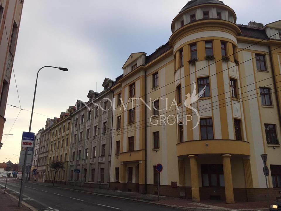 Prodej bytu 2+1, Bubeníkova, Pardubice (PRODÁNO)