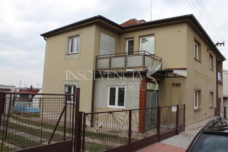 Prodej rodinného domu 7+1, Přelouč (PRODÁNO)