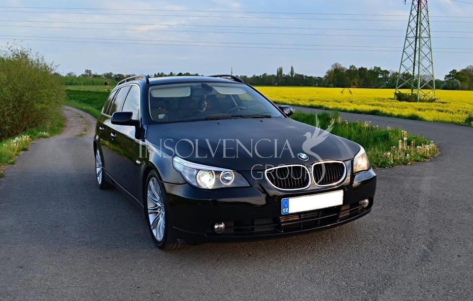 Prodej osobního automobilu BMW E61 530d (PRODÁNO)