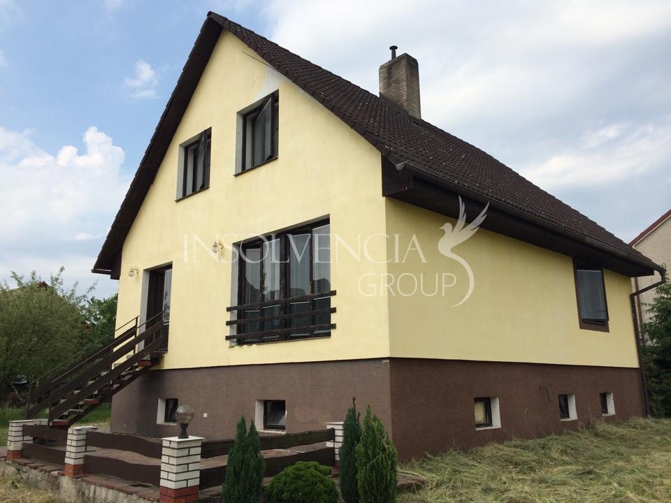 Prodej rodinného domu, Veliny (PRODÁNO)