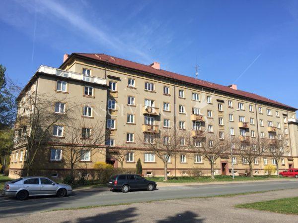 Prodej bytu 1+kk, ulice Československé armády, Pardubice (PRODÁNO)