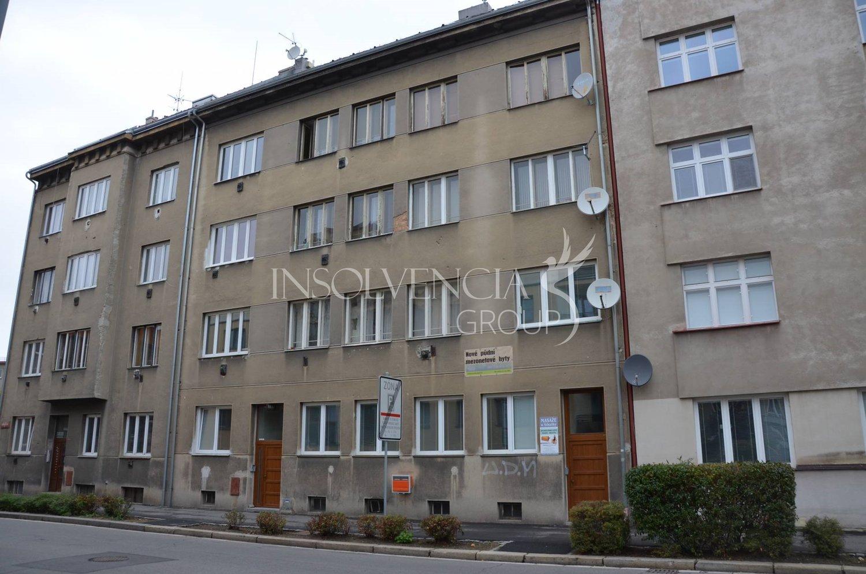 Prodej bytu 2+kk, ulice Nerudova, Pardubice (PRODÁNO)