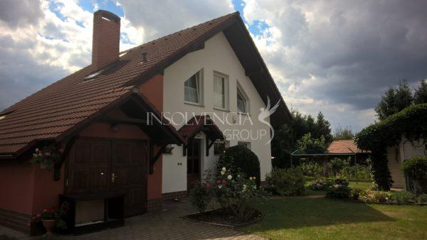 Dražba rodinného domu, Rosice, Pardubice (VYDRAŽENO)