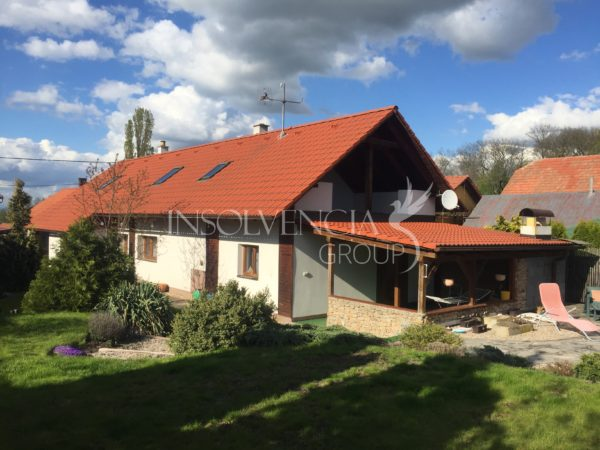 Prodej rodinného domu 4+2, Syrovátka, Hradec Králové (PRODÁNO)