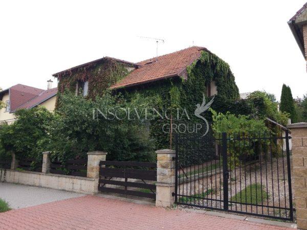 Prodej rodinného domu 5+2, ulice Riegrova, Hořice