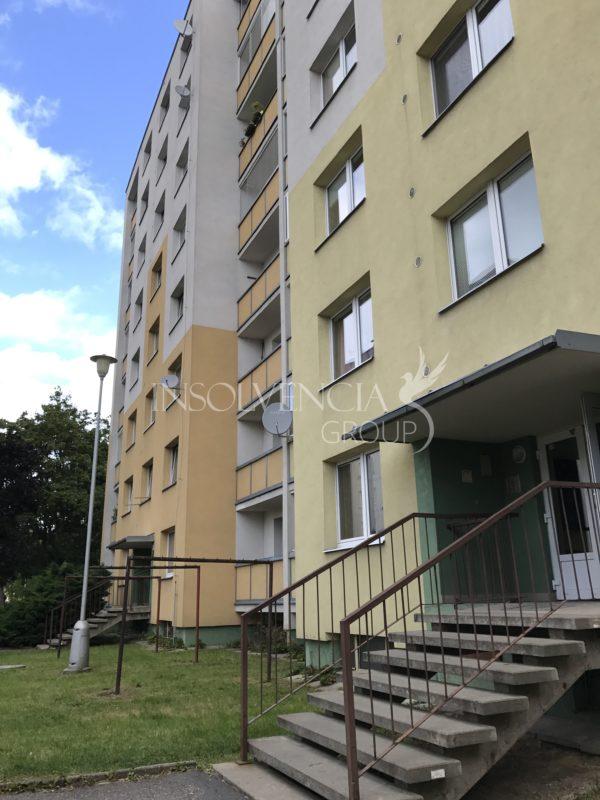 Prodej bytu 3+1, ulice Hradební, Svitavy (PRODÁNO)