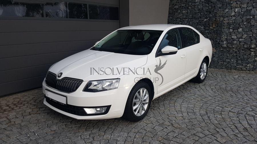 Prodej osobního automobilu Škoda Octavia III. (PRODÁNO)