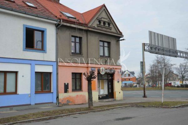 Prodej činžovního domu, Hradec Králové (PRODÁNO)