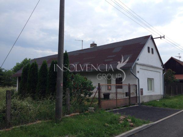 Prodej rodinného domu, Převýšov (PRODÁNO)