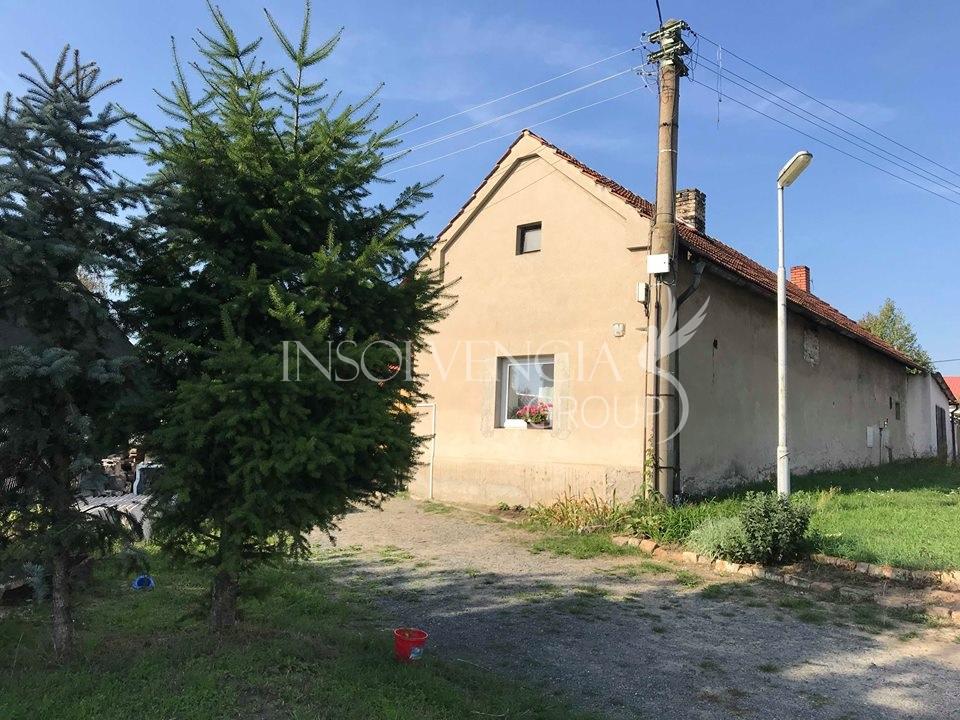 Prodej rodinného domu, Tuhaň, Mělník (PRODÁNO)