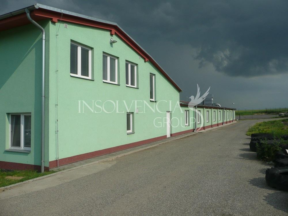 Prodej průmyslového areálu, Velká Polom, Ostrava