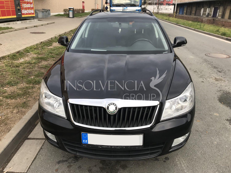 Prodej osobního automobilu Škoda Octavia II. (PRODÁNO)