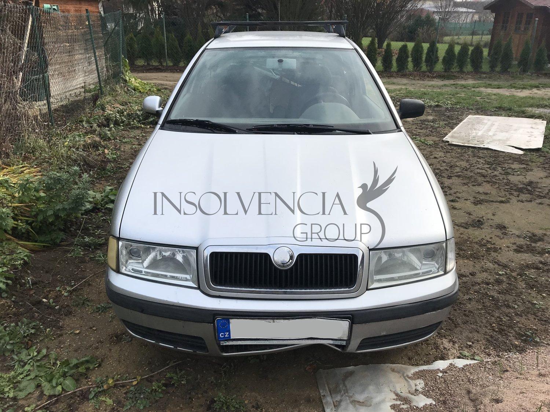 Prodej osobního automobilu Škoda Octavia I (PRODÁNO)