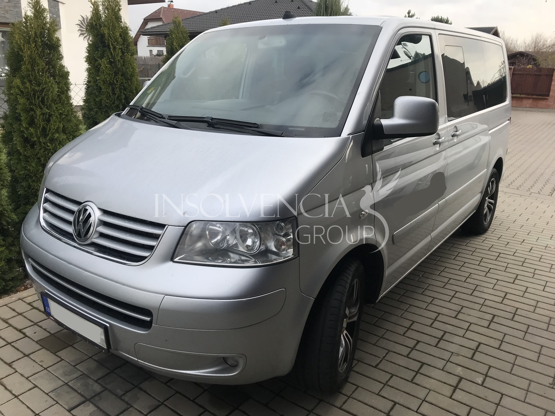 Prodej osobního automobilu Volkswagen Multivan (PRODÁNO)