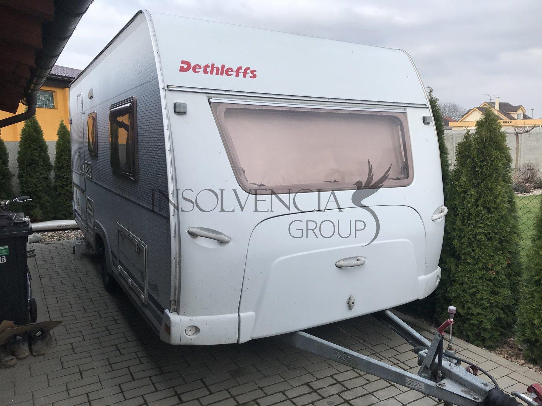 Prodej karavanu Dethleffs 500tk Camper (PRODÁNO)