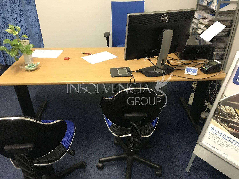 Prodej souboru kancelářského nábytku (PRODÁNO)