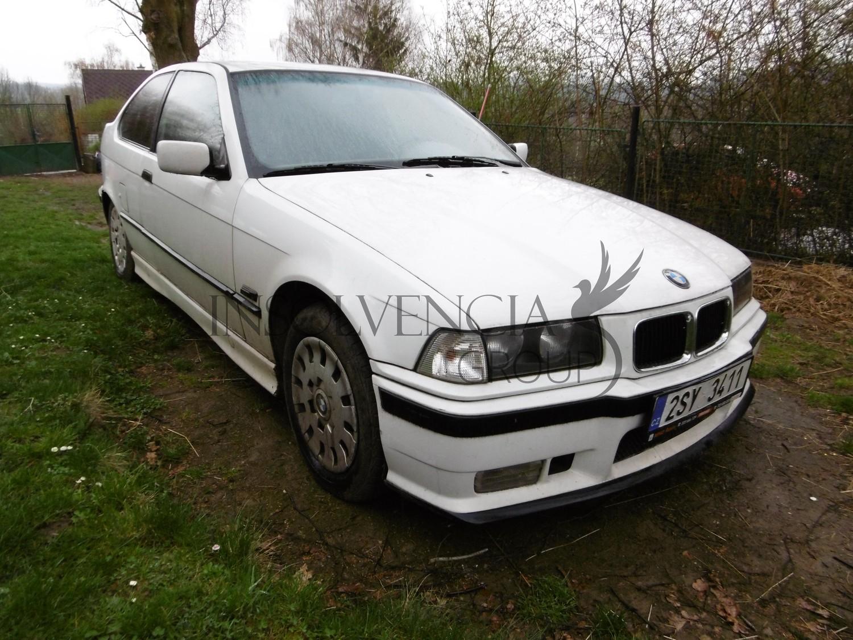 Prodej osobního automobilu BMW 316i (VYLOUČENO Z MP)