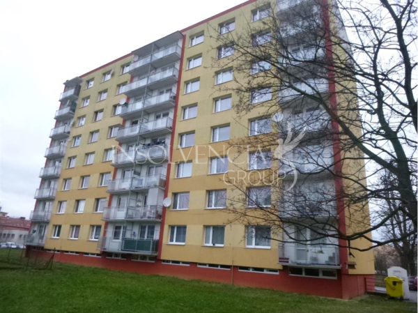 Prodej bytu 3+1, nábřeží 17. listopadu, Jaroměř (LICITAČNÍ ŘÍZENÍ)
