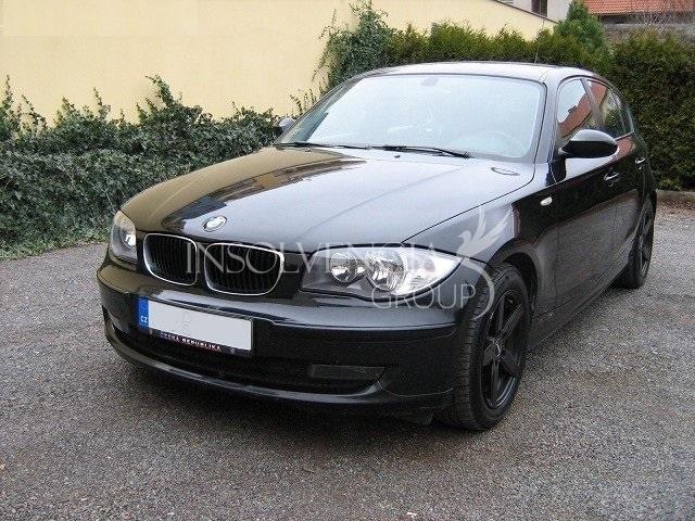 Prodej osobního automobilu BMW 118d (PRODÁNO)