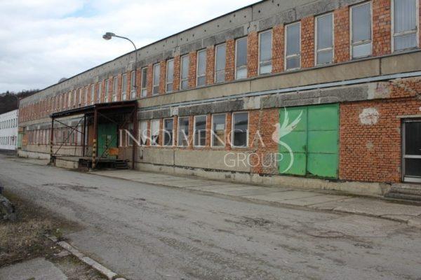 Prodej haly ke skladování, Petrov nad Desnou (PRODÁNO)