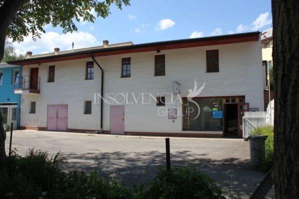 Prodej komerčního objektu, Zábřeh (PRODÁNO)