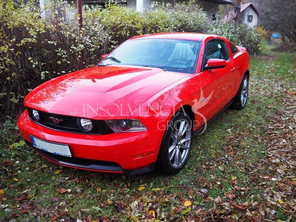 Prodej osobního automobilu Ford Mustang GT (PRODÁNO)