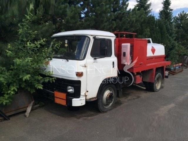 Prodej nákladního vozu Avia cisterna (PRODÁNO)