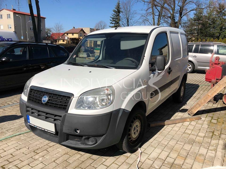 Prodej nákladního automobilu Fiat Doblo Cargo (PRODÁNO)