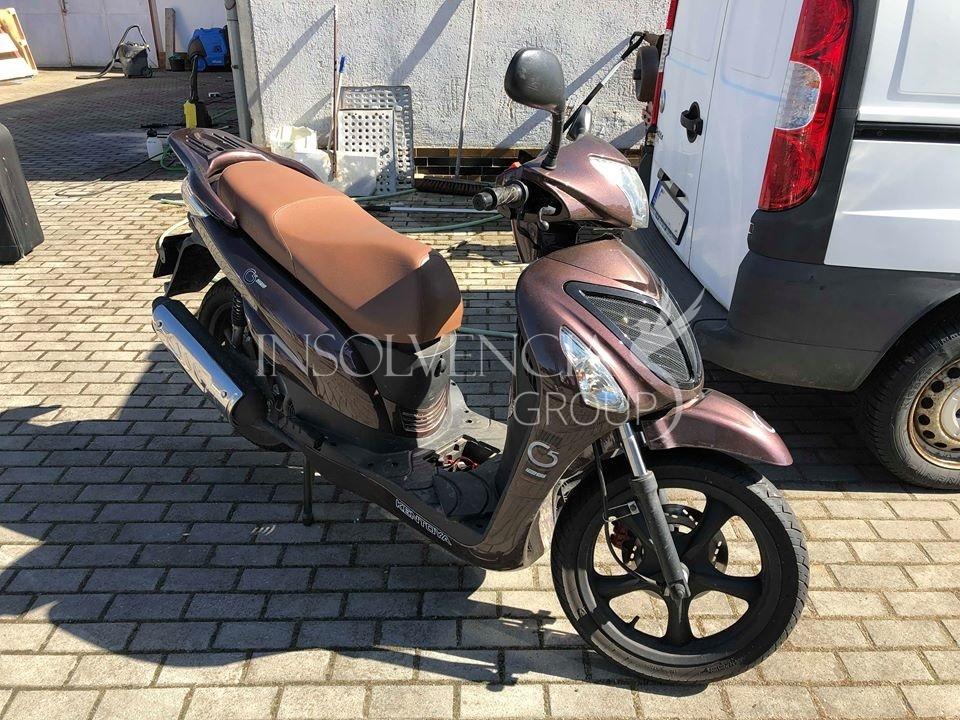 Prodej motocyklu Kentoya (PRODÁNO)
