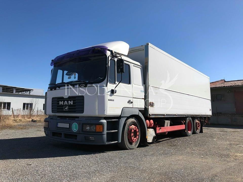 Prodej nákladního automobilu MAN (PRODÁNO)