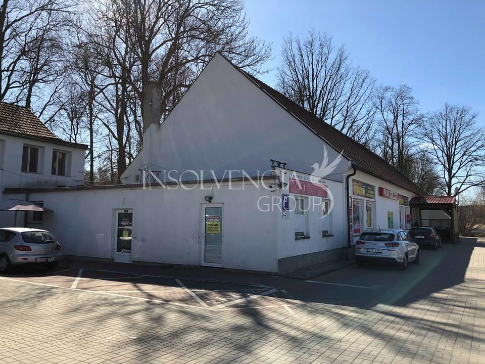 Prodej komerčního areálu, Bor u Tachova