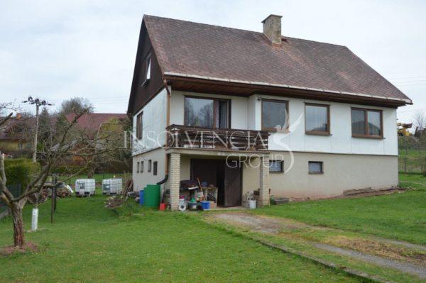 Prodej rodinného domu 4+1, Libštát, Semily