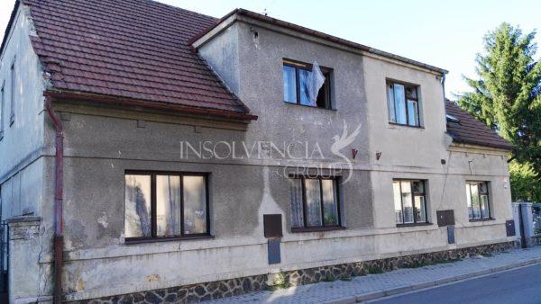 Prodej podílu 2/9 rodinného domu 4+1, Praha – Čakovice