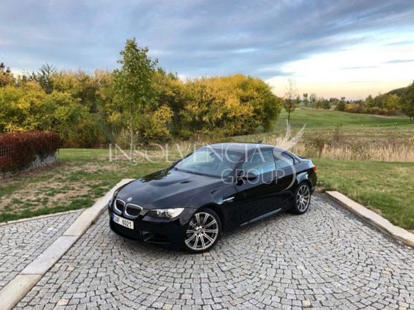 Prodej osobního automobilu BMW M3 E92 (PRODÁNO)