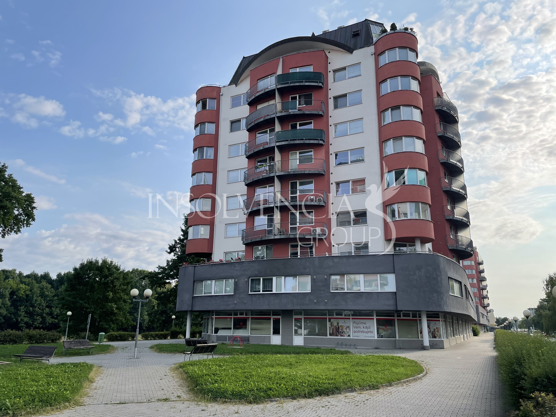 Prodej bytu 1+kk, Pardubice